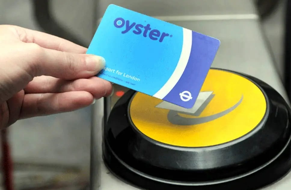london-oyster-card